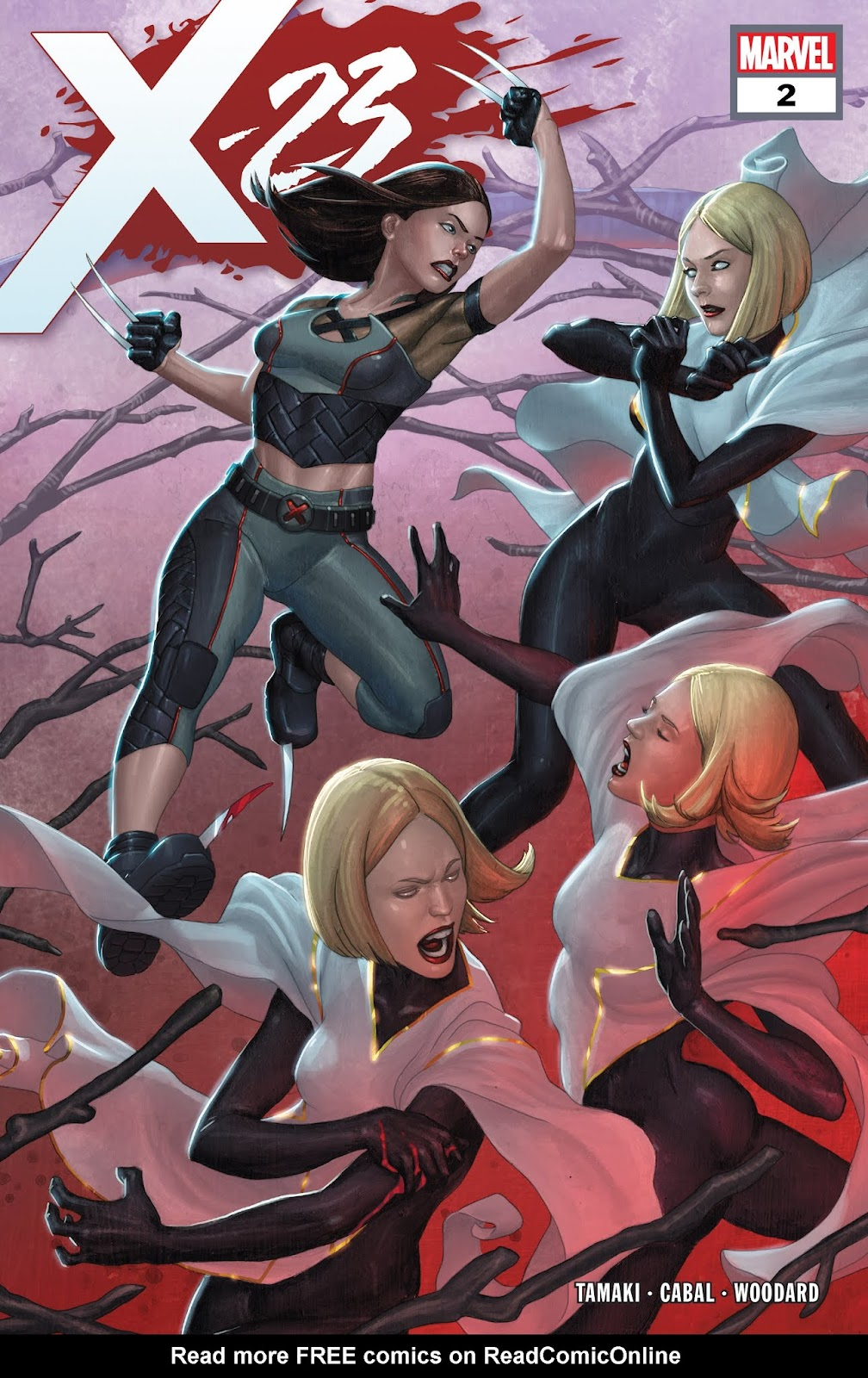 X-23 (2018) issue 2 - Page 1