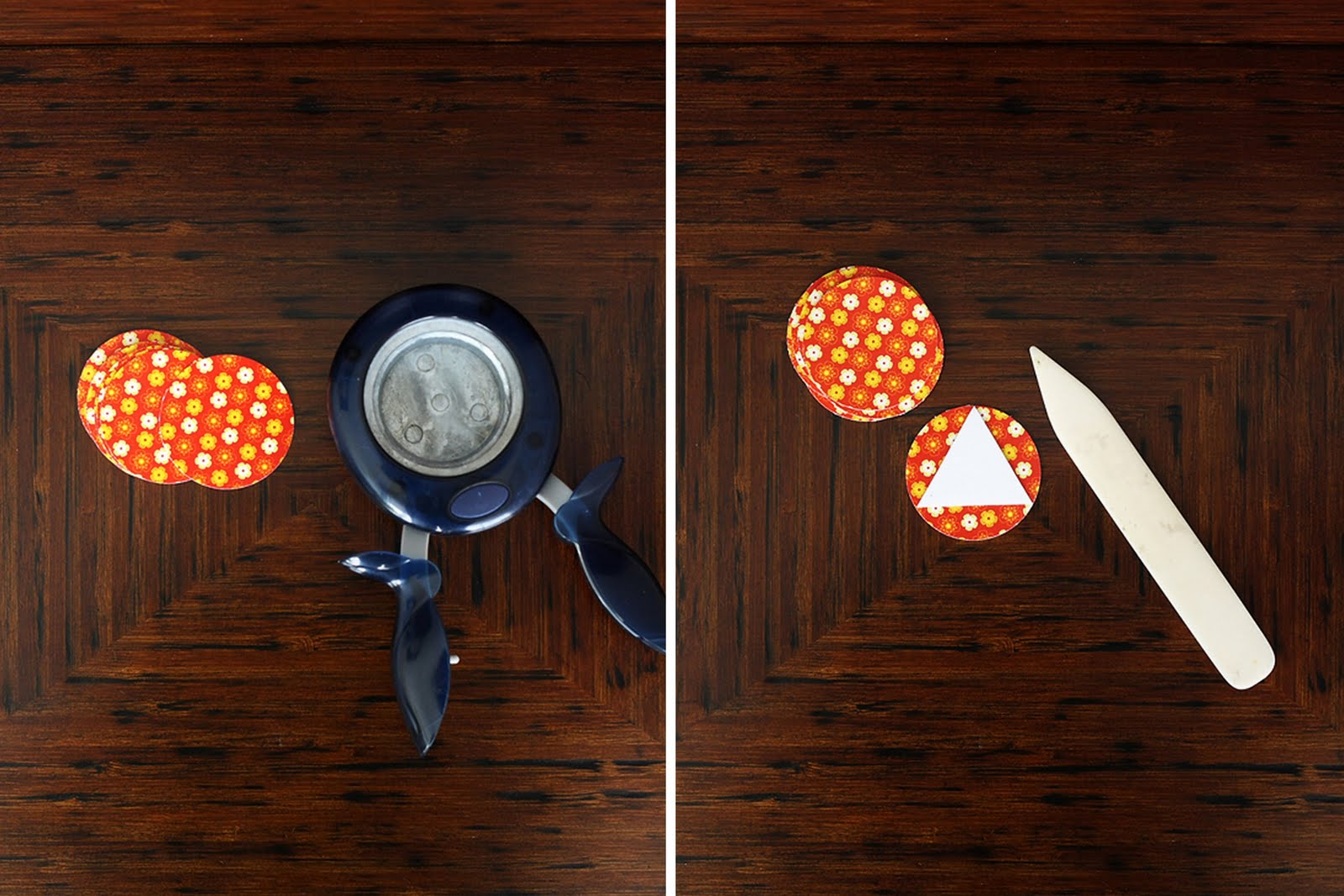 DIY Paper Globe Garland Tutorial - via BirdsParty.com