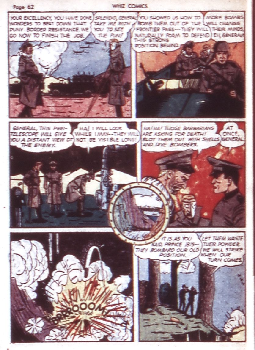 WHIZ Comics issue 23 - Page 64