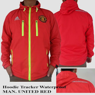 Jaket Tracker Manchester United MU