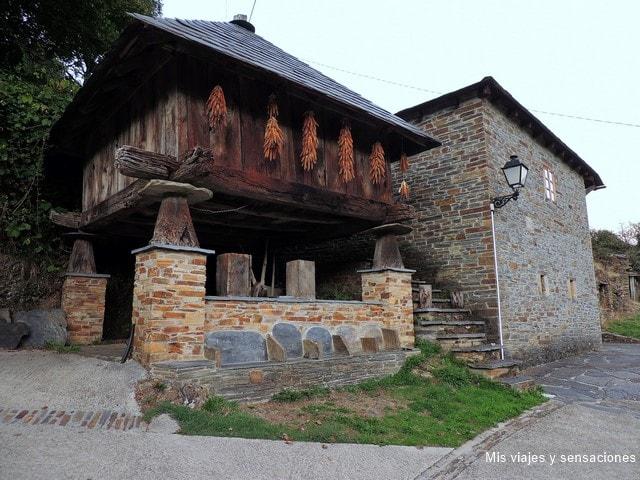 Casa natal del Marqués de Sargadelos, Reserva de los Oscos, Asturias