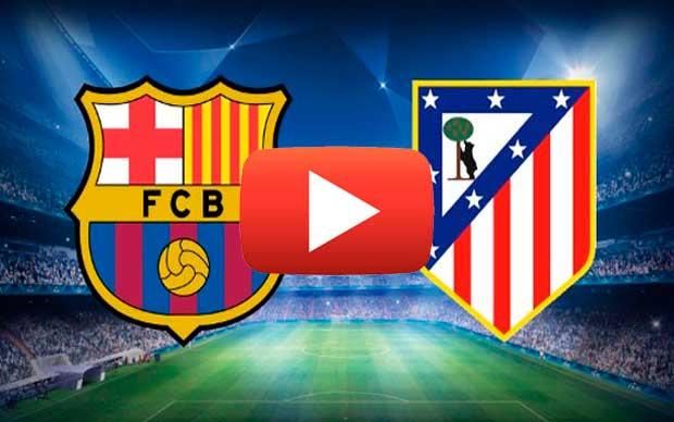 مشاهدة مباراة برشلونة واتلتيكو مدريد بث مباشر 07-02-2017 كأس ملك أسبانيا