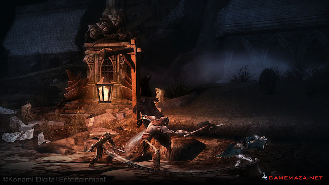 Castlevania Lords of Shadow Mirror of Fate Gameplay Screenshot 2