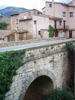carretera acceso, Beceite, Beseit, 10
