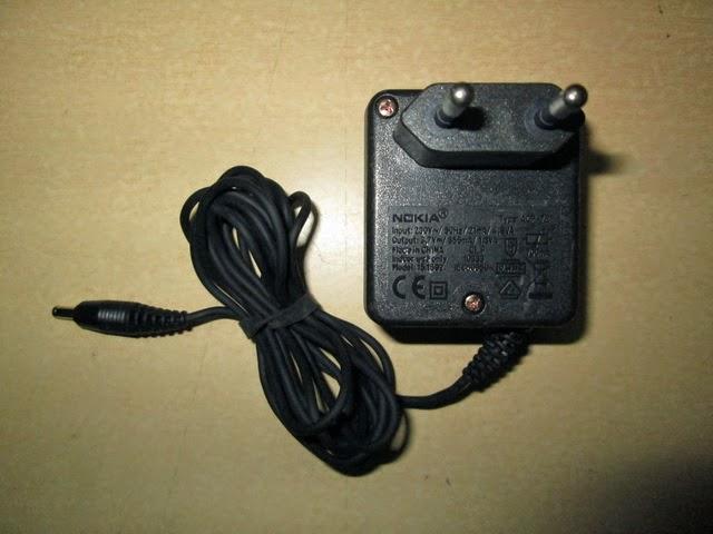 charger Nokia ACP-7E original