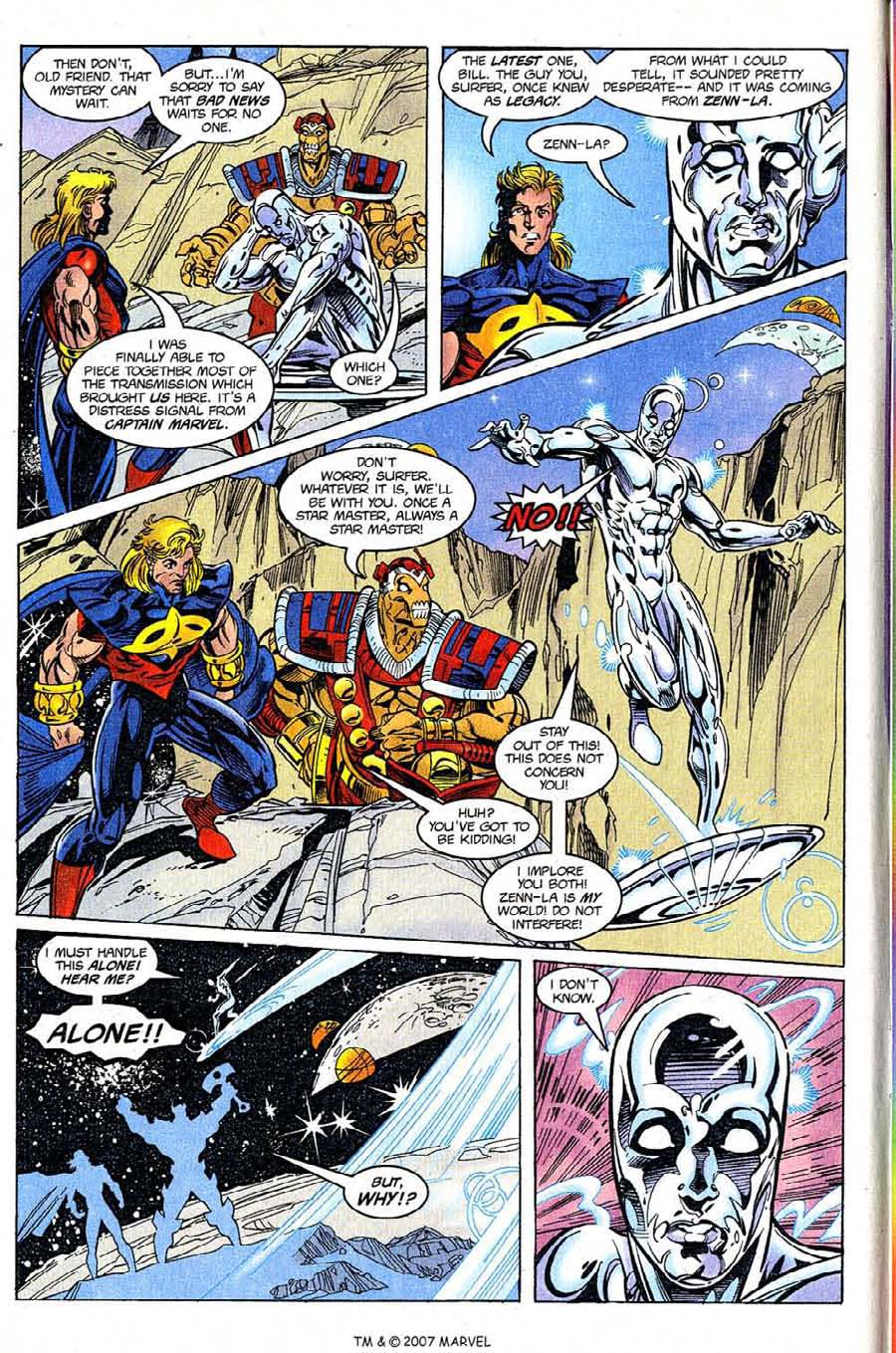 Silver Surfer (1987) Issue #122 #130 - English 6