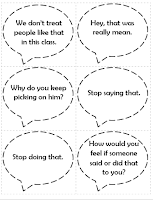 Upstander lesson plan: quiz, quiz trade cards.