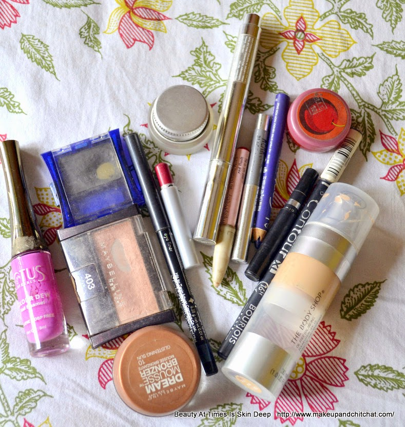 beauty empties of march 2015