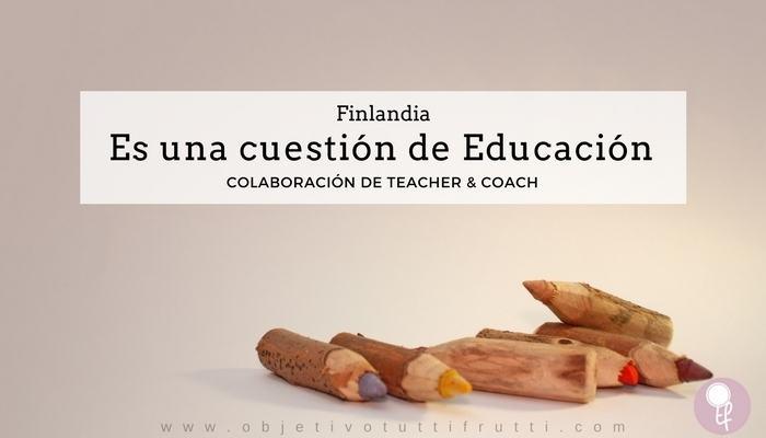 Educacion en Finlandia donde en los colegios no hay vallas