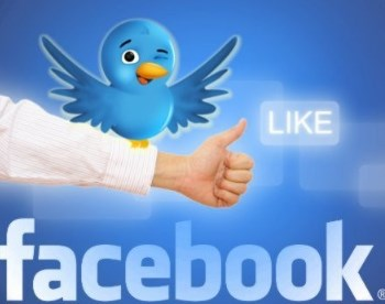 how to link my twitter account to my facebook page