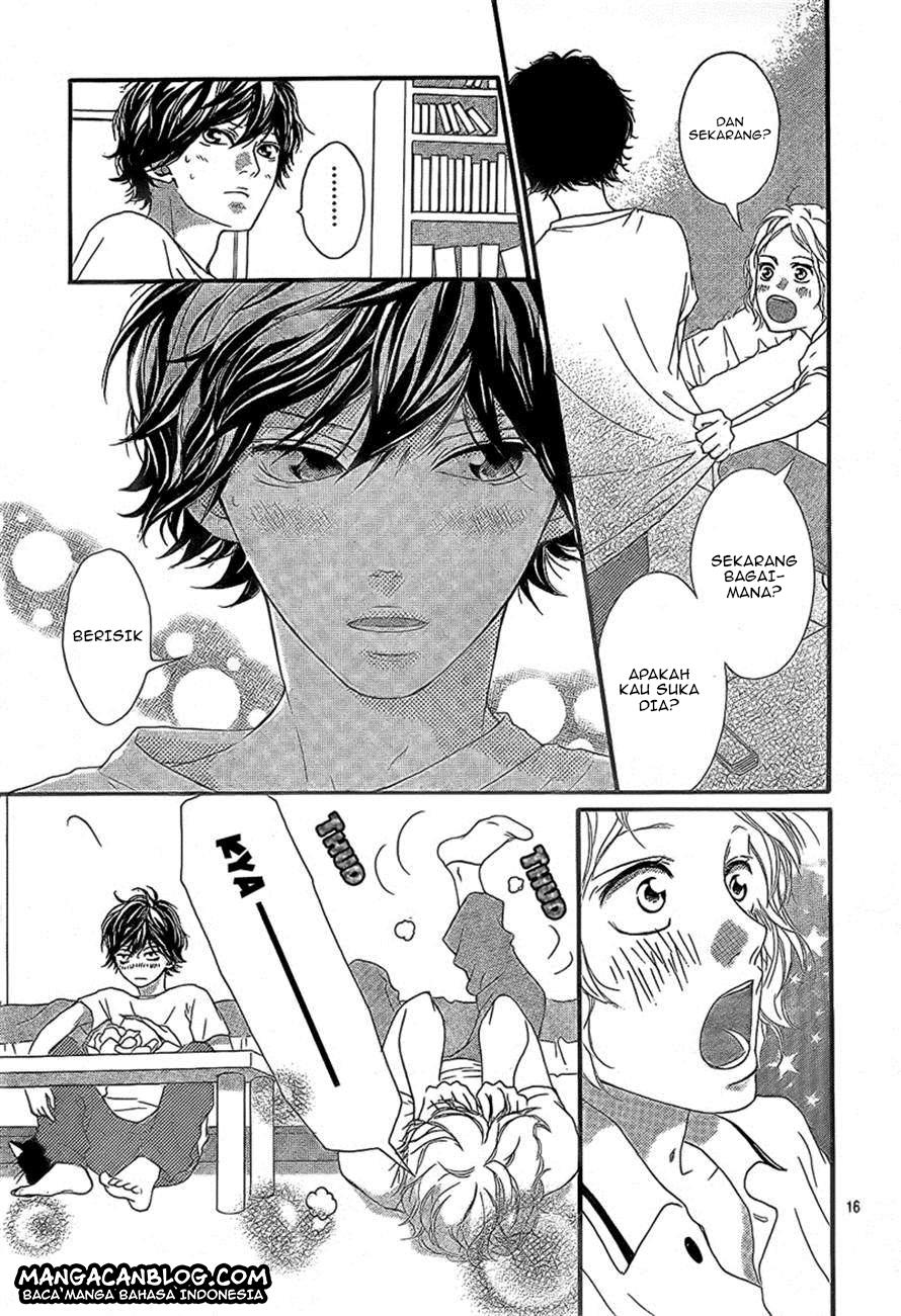 Ao Haru Ride Chapter 19-16