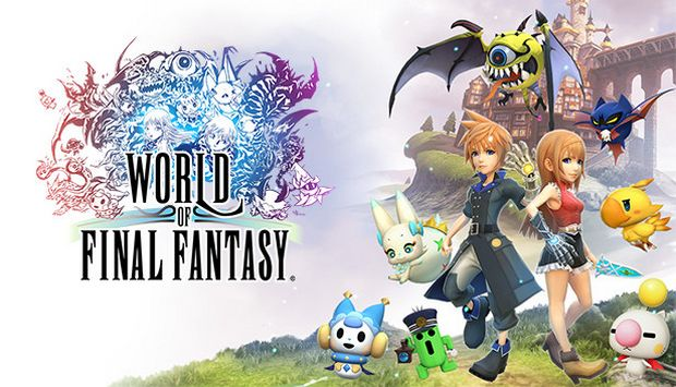 WORLD OF FINAL FANTASY-CODEX