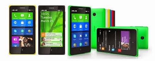 Spesifikasi dan Harga Smartphone Nokia X, XL, X+ dan X2 ...