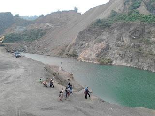 Seputar Danau Wakadobol Batujajar