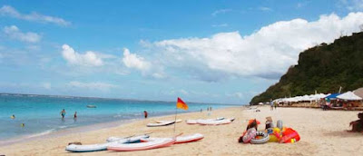 Visit Indonesian, Wonderful Indonesian, Beautufiul Beach in the world, Pandawa Beach, Bali