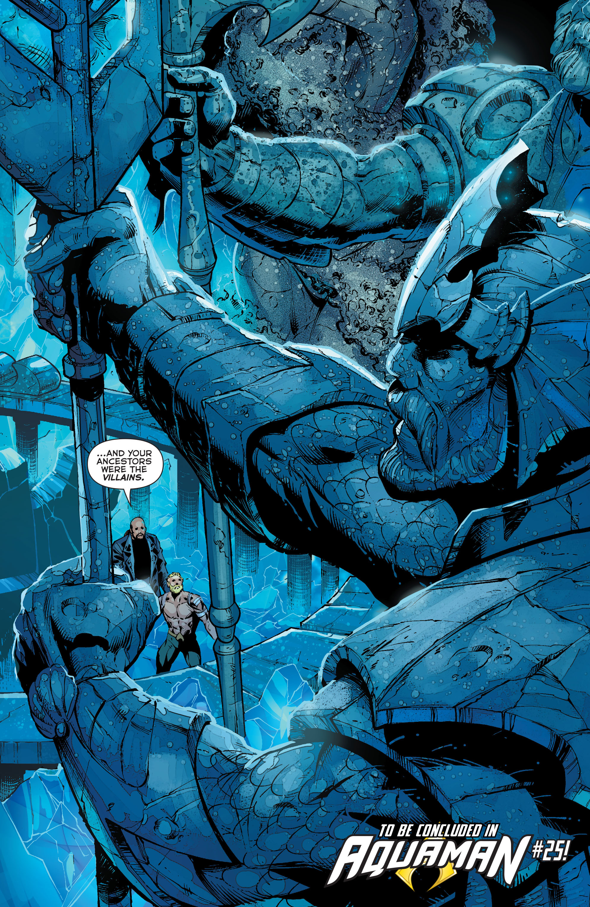 Read online Aquaman (2011) comic -  Issue #24 - 19
