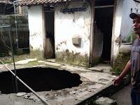 Benarkah Puluhan Sumur di Kediri Tiba-tiba Ambles Pertanda Bencana? Berikut Penjelasan Pakar Bencana ITS