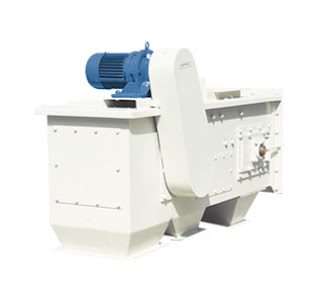Magnetic Drum Type Feeder