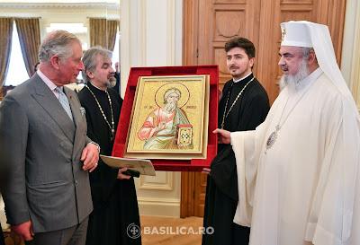 Károly herceg, Románia, diplomácia, ortodox egyház, Daniel pátriárka, #RoyalVisitRomania
