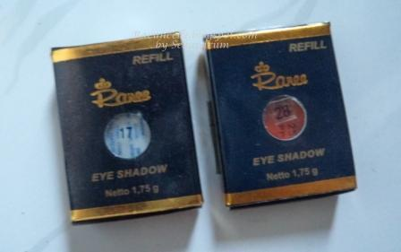 Review Ranee Eyeshadow Refill