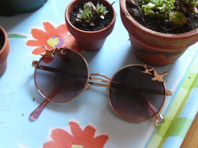 sunglasses earthbound round
