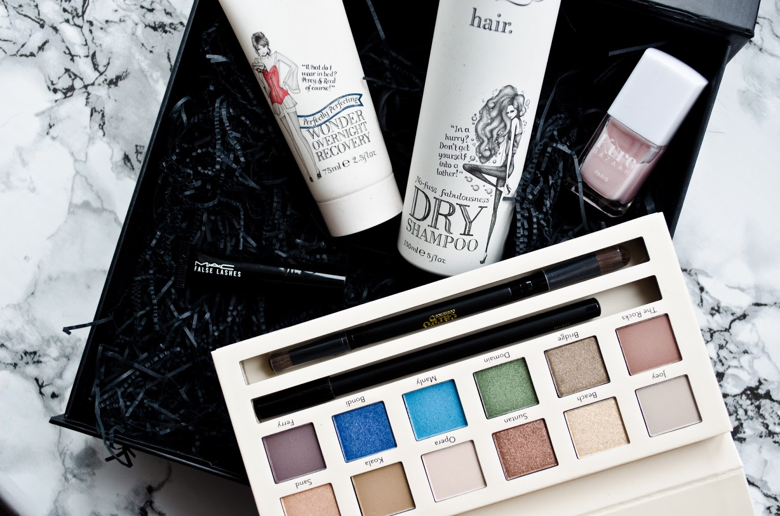 UNBOXING: Cohorted Beauty Box September Edition