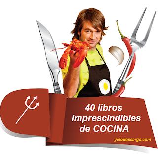 40 libros imprescindibles de cocina pdf doc descargar Libros de cocina molecular pdf gratis