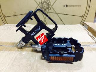 Pedal Xlr8 Mirip Wellgo