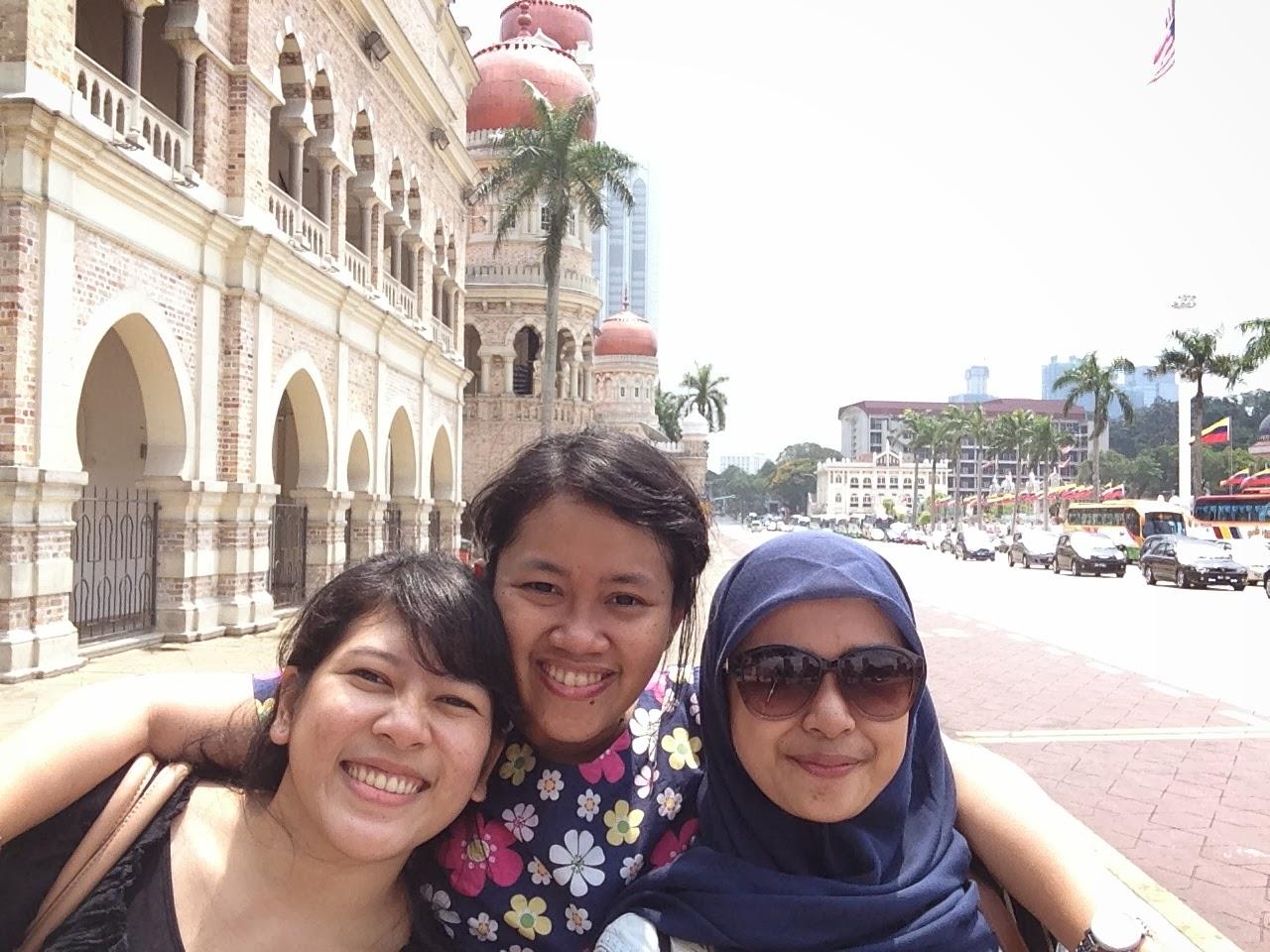 Kuala Lumpur Checked MY WHOLE WORLD