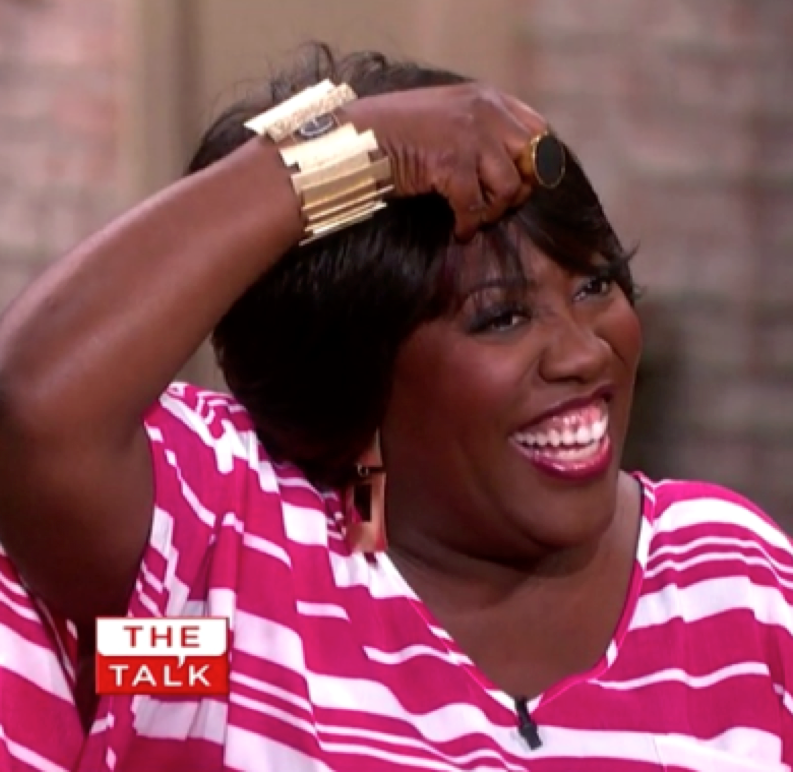 Sheryl Underwood Messed Up Ok Really Messed Up Big Time Urban Radio Nation Hip Hop And R B Black Radio Tv Broadcast Media News
