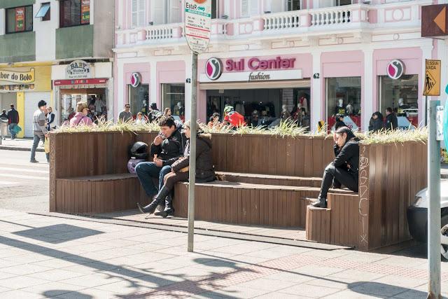 Parklets - Uma ideia interessante …