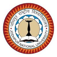Jodhpur National University Result