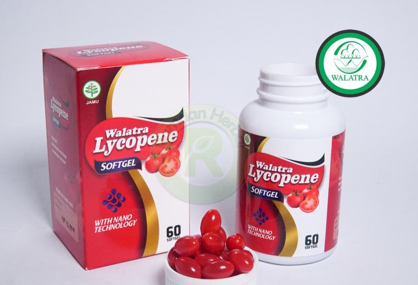 Harga Walatra Lycopene Softgel