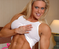 The 5 most muscular women... But pretty when even !!