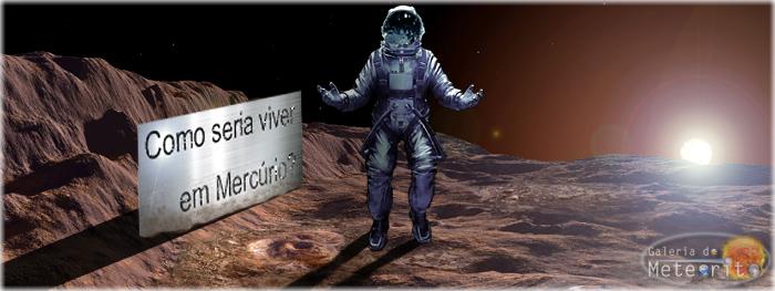viver em Mercúrio