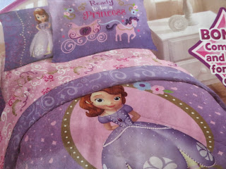 Sofia the First Full Sheet Set
