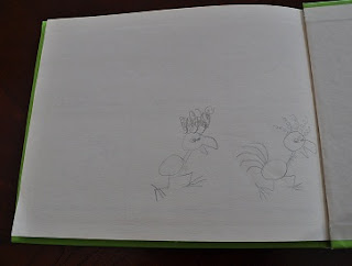 How to draw people and animals book kid drawings