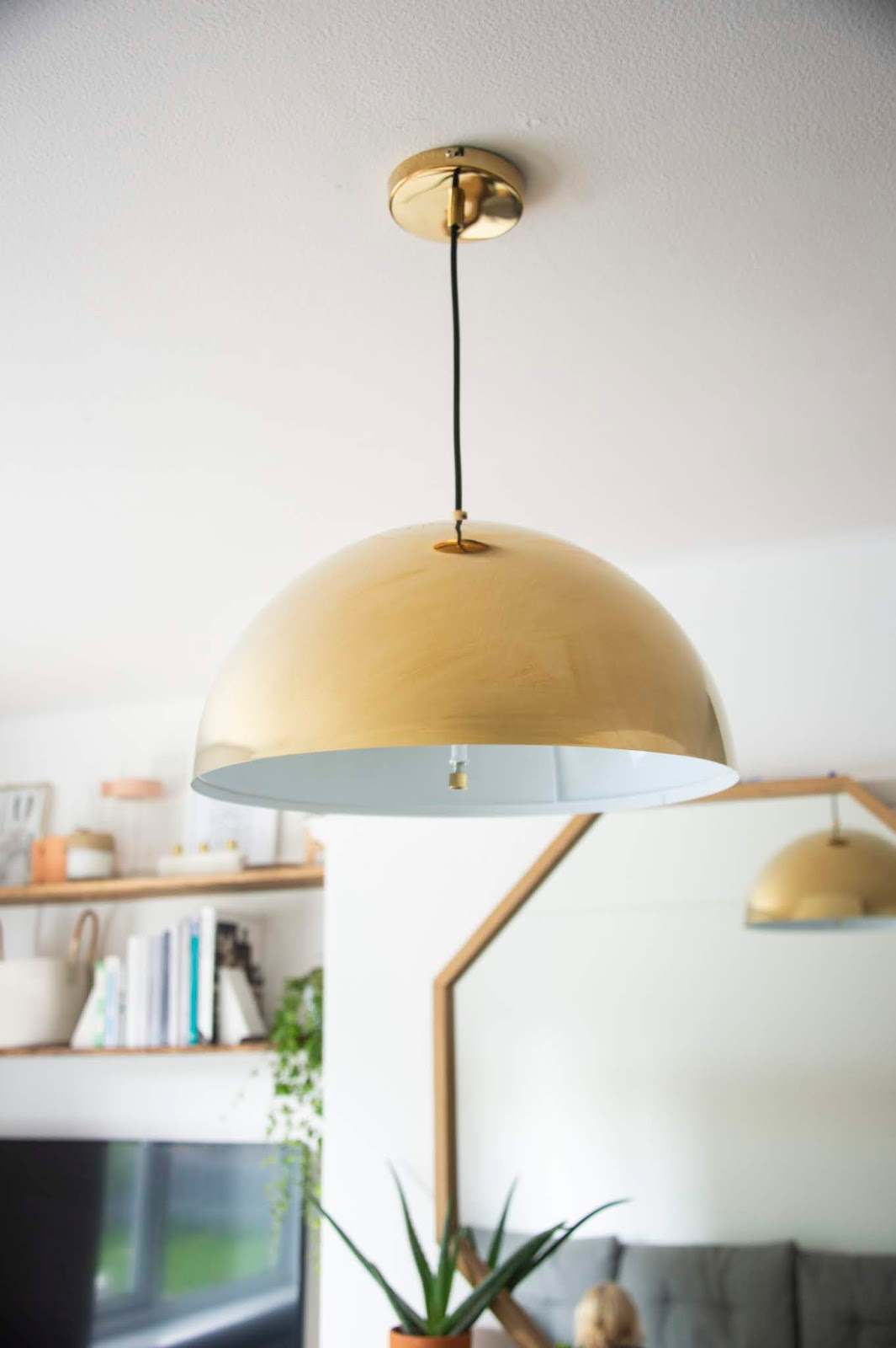Lounge Update Pendant Lighting Bunty