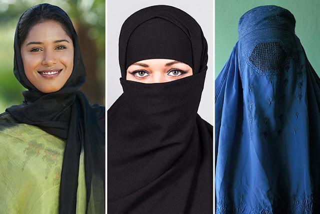 Kerudung  Muslimah  Menurut  Pandangan  Dizaman Modern