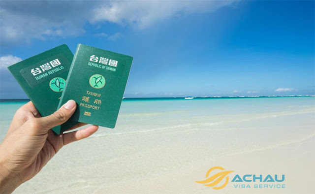 Làm thủ tục xin gia hạn visa đài loan ở việt nam