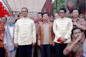 Walikota Jakarta Barat Hadiri Festival Pencinan 2018, di Glodok