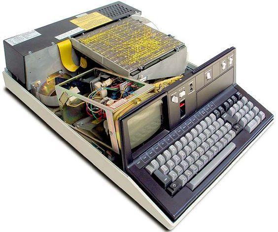 IBM 5110 Portable Computer, 1978