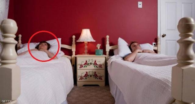 دراسة غريبة وغير متوقعة : ماذا يحصل في جسد المرأة عندما تنام في سرير منفصل عن زوجها؟