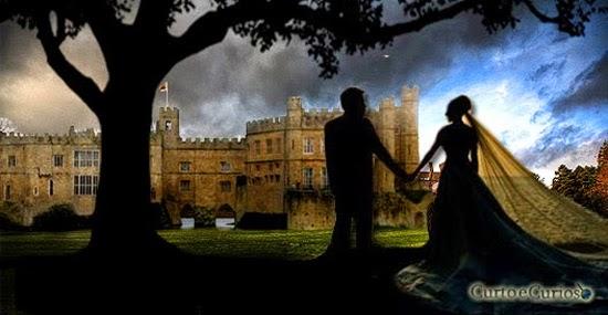 Tenebrosos costumes de casamentos medievais que duram até hoje