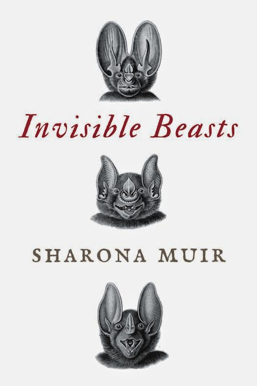 2014 Debut Author Challenge Update - Invisible Beasts by Sharona Muir