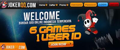 JokerQQ.me Bandar Poker Terpercaya di Indonesia