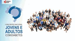 Presidente da Associação de Diabéticos de Cajazeiras Participara de importante evento em SP