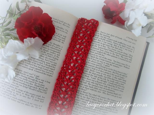 Lacy Crochet Crochet Lace Trim Free Pattern