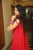 Mahima in super cute Red Sleeveless ~  Exclusive 68.JPG