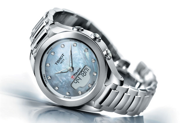 Tissot T-Touch Lady Solar Watch